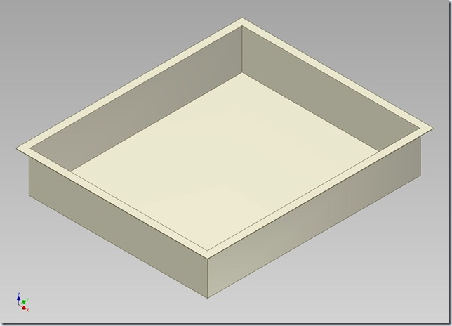 3d Solid Modelling Videos Tub Rectangular Autodesk
