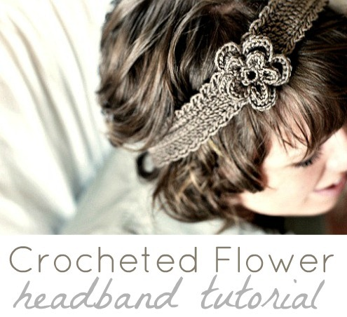 Crochet Headband Tutorial by Heather B