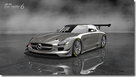 Mercedes-Benz SLS AMG GT3 '11 (5)