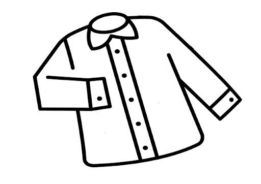 Camisetas para niños para colorear - Imagui
