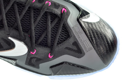 lebron11 miami nights 20 web white The Showcase: Nike LeBron XI Miami Nights Carbon
