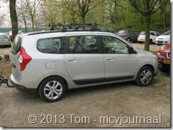 Dacia Lodgy in Belgie 02