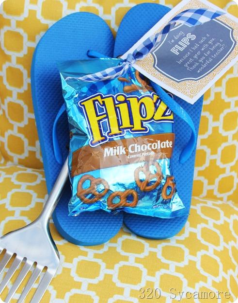 FLIP teacher gift