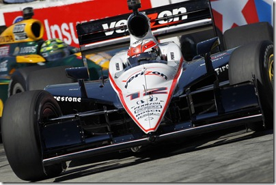 2011 IndyCar Long Beach