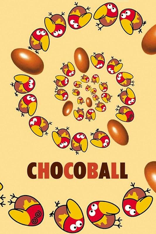 チョコボールとピーナッツキョロちゃんです。