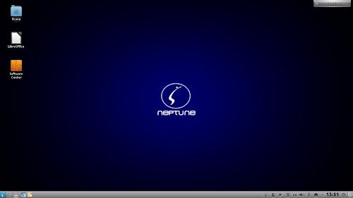 "ZevenOS 2.5 ""Neptune"""