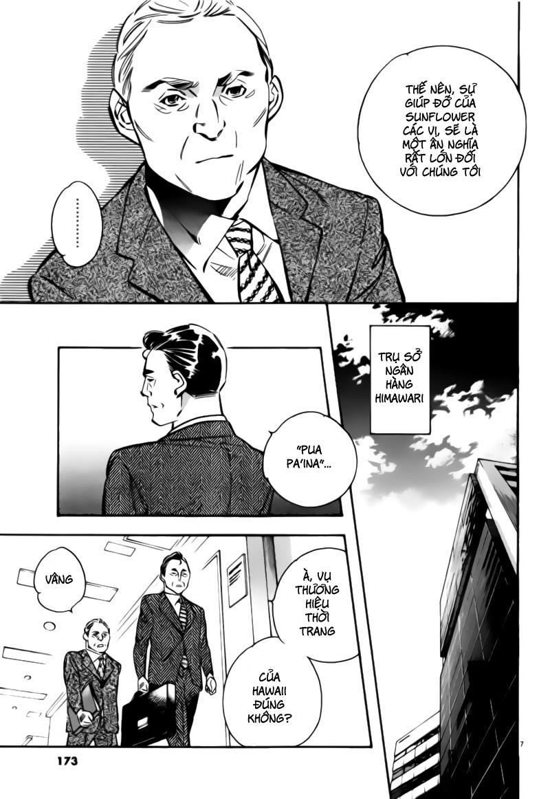 Shin Kurosagi - Con Diệc Đen 2 chap 196 - Trang 7