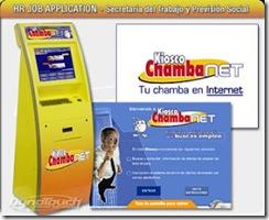 chambanet en linea gratis busca en la bolsa de trabajo