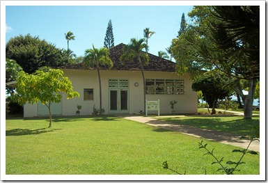 Lahaina Library Grounds