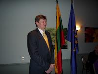 Sergejaus Jovaišos Vizitas 2012