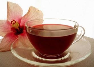 Karkade-tea