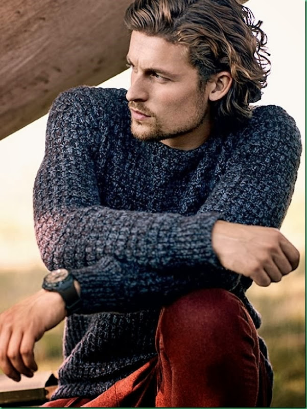Wouter Peelen for Vogue Hombre – Cover and Cover Story