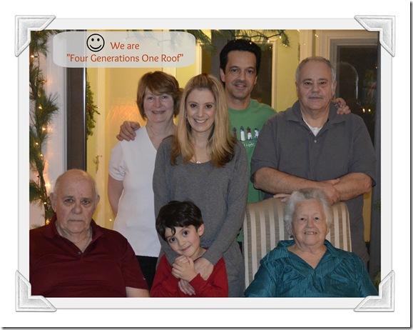 Fourgenerationsoneroof picture 1
