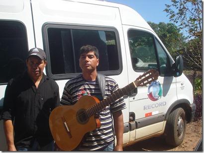 Eddy Chaves e Armando