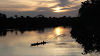 Brazil's majestic Xingu River, at grave risk from the current construction of the Belo Monte dam. (Photo: Rafael Salazar)