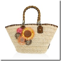 Milly beach bag