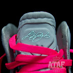 nike lebron 9 ps elite grey candy pink 6 02 LeBron 9 P.S. Elite Miami Vice Official Images & Release Date