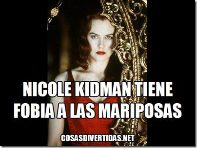 Nicole Kidman   mariposas
