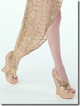 Alice-Olivia Spring 2012 Gold Shoes ShoesNBooze