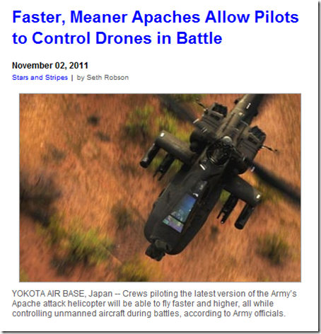 Awesome Apaches