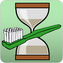 Toothbrush timer icon