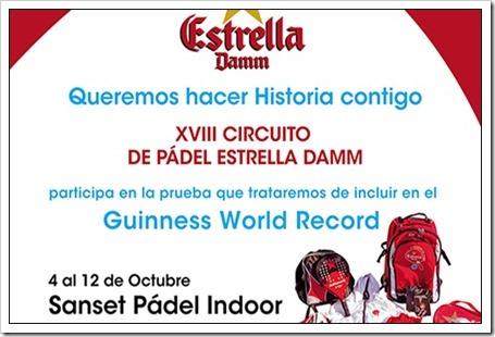 El Circuito Estrella Damm busca hacer historia del 4 al 12 de octubre de 2014.