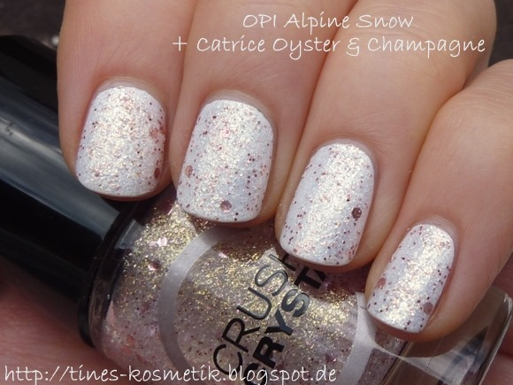 Catrice Oyster Champagne Weiß 3