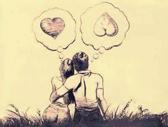 Amore secondo le donne e gli uomini