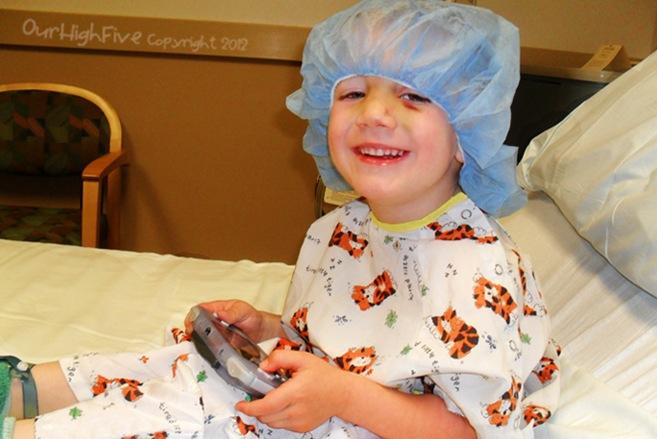 Pre-surgery