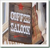 coffee saloon