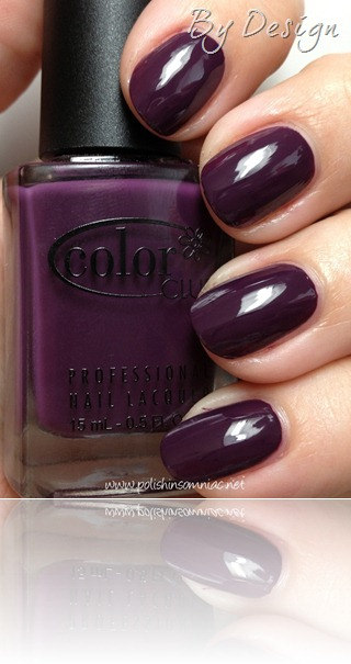 polish insomniac: Color Club In True Fashion ♥ Part One - The Crèmes