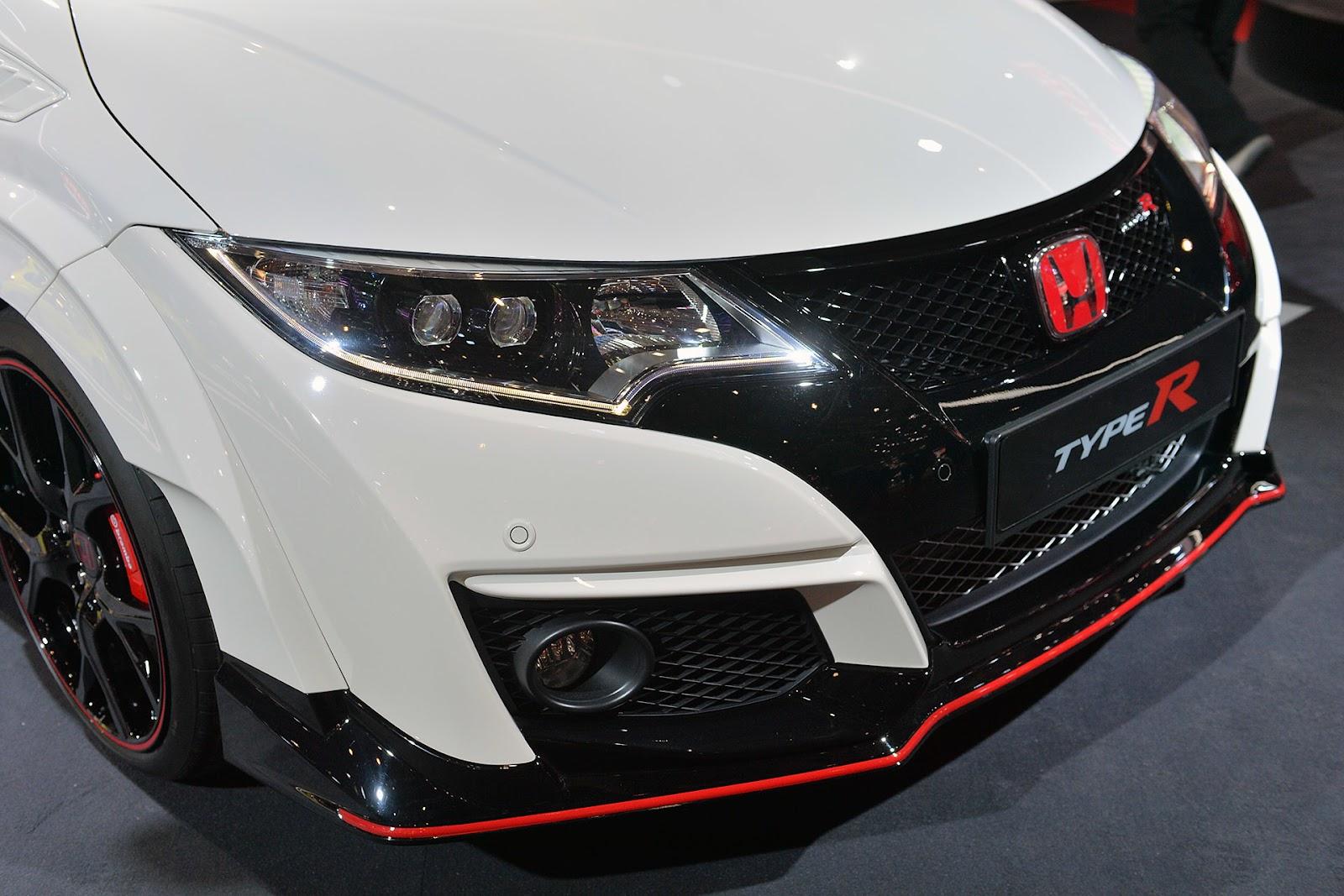 2016 honda civic type rdan pist rekoru turkeycarblog for Honda civic type r 2016 price