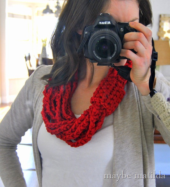 DIY lightweight spring cowl
