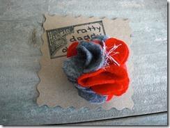 OSU Flower Pin