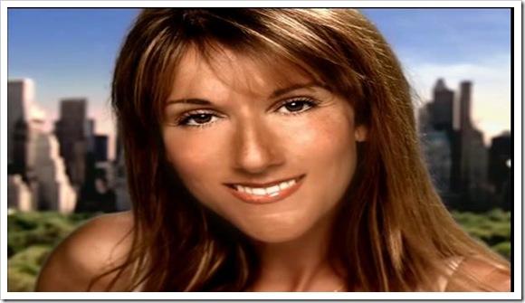 Celine Dion - I'm alive