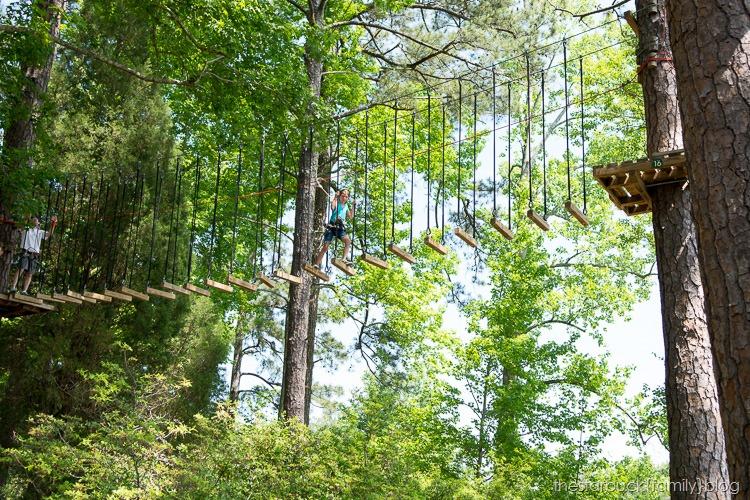 Callaway Gardens Treetop adventure blog-23