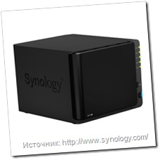 NAS Synology DS412+