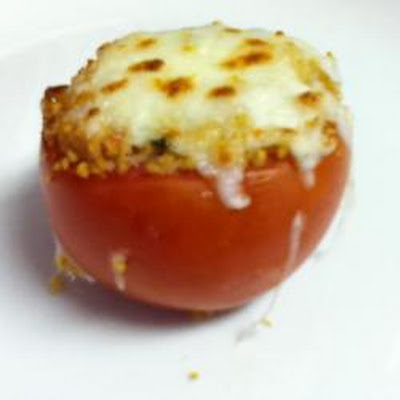Quick Stuffed Tomatoes