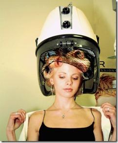 Tratando cabelo