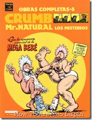 P00008 - Robert Crumb  - Mr Natural los misterios.howtoarsenio.blogspot.com #8