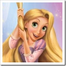 Jogo online da Rapunzel