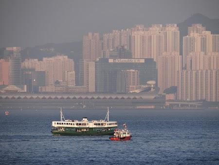 Anul Nou Chinezesc:  Victoria Harbour