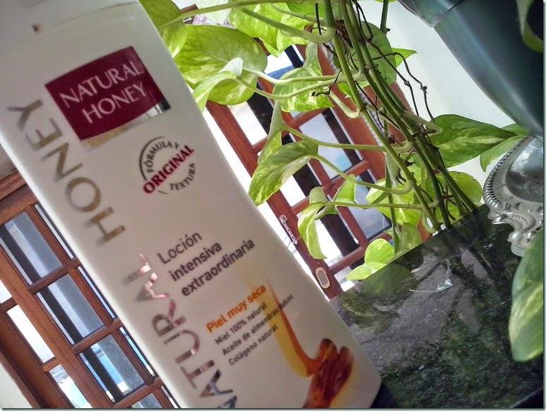 Natural Honey Hidratante Corporal com Mel, amendoas e colágeno