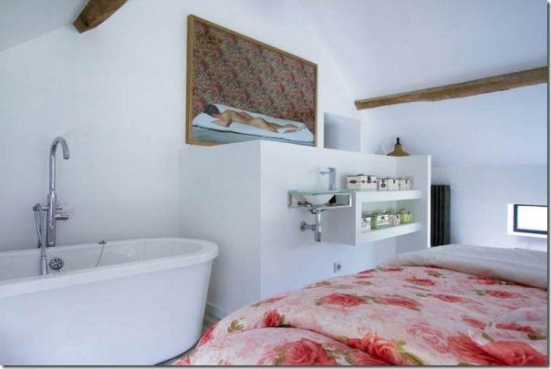 case e interni - Borgogna - rustico - moderno (10)
