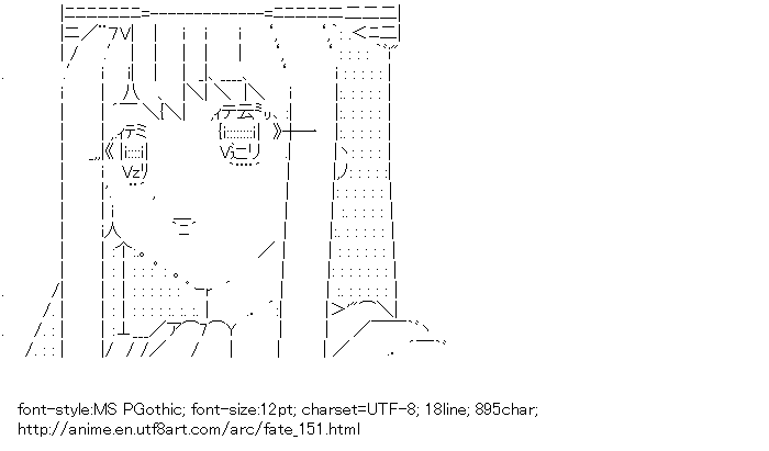 [AA]Illyasviel von Einzbern (Fate)
