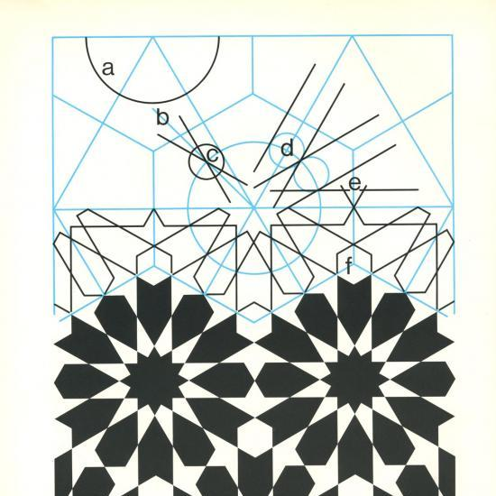 Research on Arabic patterns and Islamic patterns