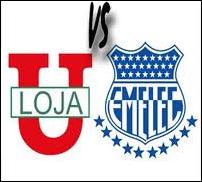 Liga de Loja-Emelec, viernes 29 der marzo 2013