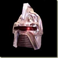 Cylon helmet 2