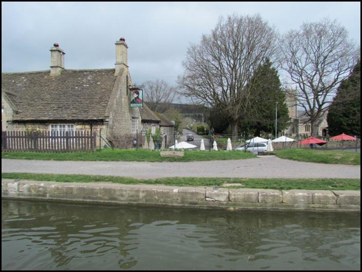 a1 George Inn Bathampton