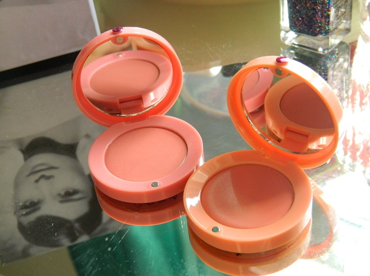 Bourjois Cream Blush Rose Tender Nude Velvet